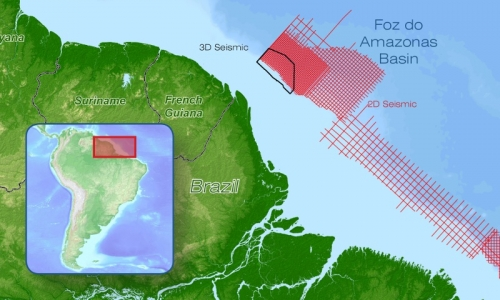Total provides updates on Foz do Amazonas, offshore Brazil