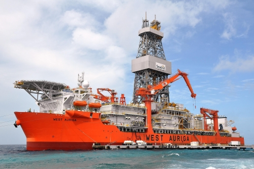 Seadrill Posts £170M 2Q Loss. Long-term Work Dayrates Improving