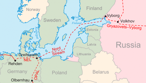 Construction and operation permit for Nord Stream 2 granted by Sweden