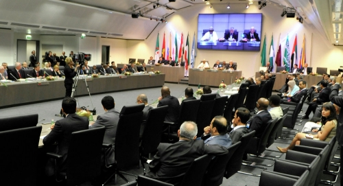 OPEC extends oil production cut