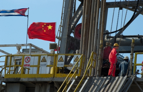 China says massive shale oil reserves found in north