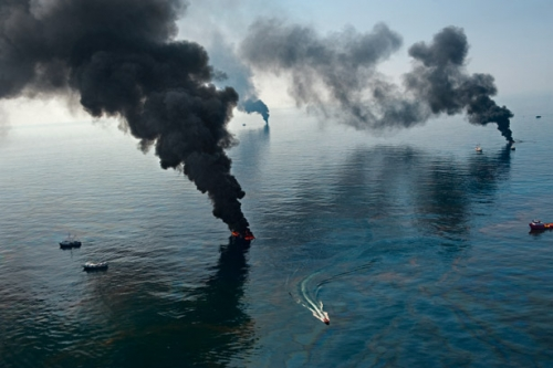 Largest oil spills