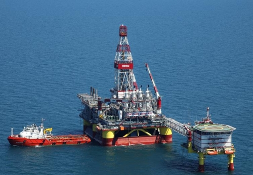 Lukoil completes production well drilling in Caspian Sea