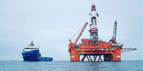 Wellesley drills duster in North Sea