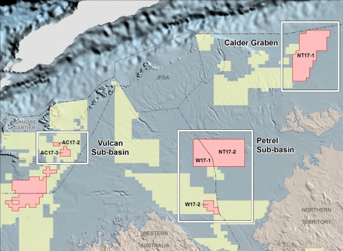 Carnarvon Petroleum awarded new permit on Western Australia's North West Shelf