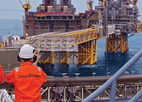 ConocoPhillips tallies significant gas discovery offshore Norway