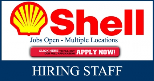 Latest Shell Jobs Opportunities January,2019