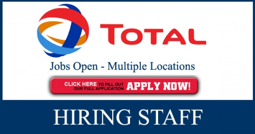 Latest Total Company Jobs Opportunities February,2019