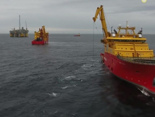 Snorre Expansion Project: DeepOcean get subsea installation business
