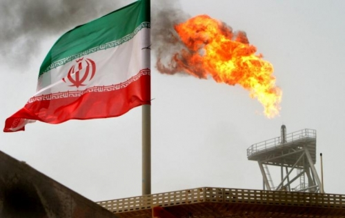 "Iran says news of oil reduced exports is ""absolutely wrong"""