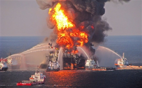 BP oil spill: the official Deepwater Horizon disaster timeline