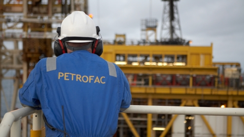 Petrofac secures Irish Sea contract extension