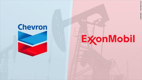 Investors pressure Exxon, Chevron to disclose long-term oil price forecasts