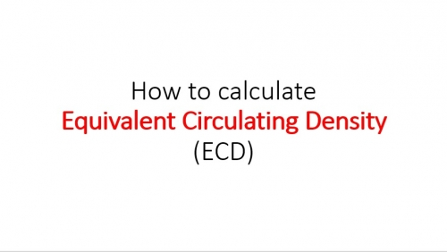 How to Calculate Equivalent Circulating Density (ECD)
