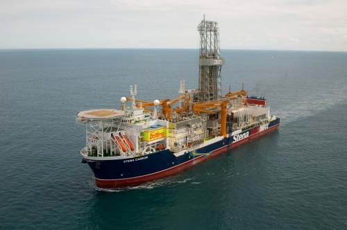 Eco (Atlantic) contracts the Stena Forth drillship to drill Orinduik Block