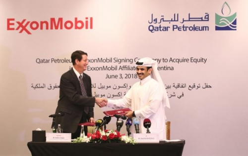 ExxonMobil, Qatar Petroleum to proceed with Golden Pass LNG export project