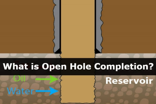 Well Completion: Openhole Completion