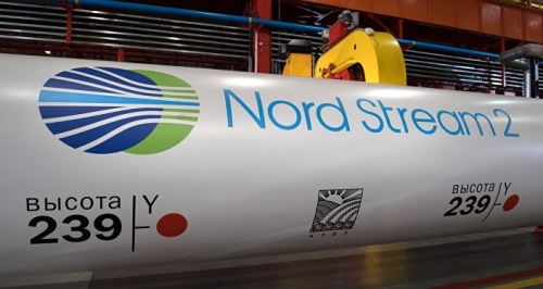 Five European energy companies sign on to Nord Stream 2