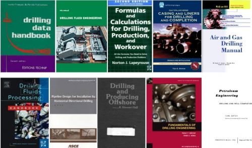 Oil & Gas Books Collection! Get It Now!