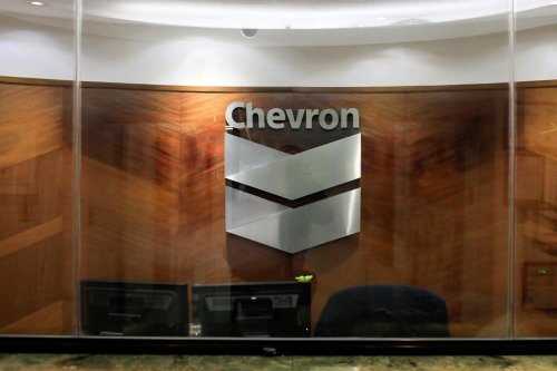 Chevron finds new friend in Venezuela's Juan Guaido