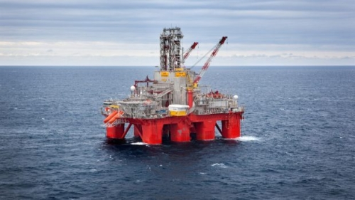 Statoil handing over the Polarled pipeline to Gassco