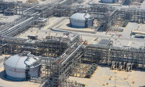 Aramco Enters U.S. Shale Gas Business with Sempra LNG Deal