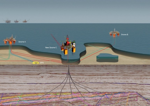 Statoil submits plan for Snorre expansion project