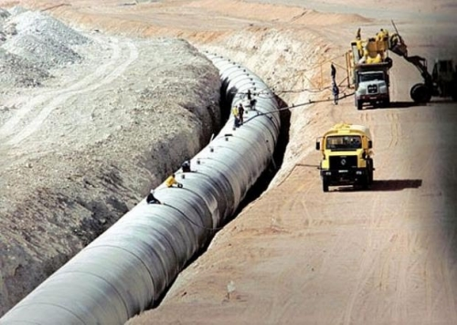 Libya's Damaged Pipeline Will Come Back In January