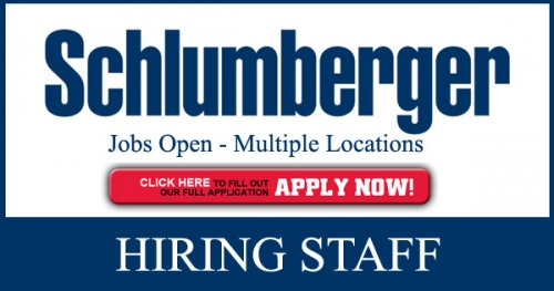 Latest Schlumberger Jobs Opportunities September,2019