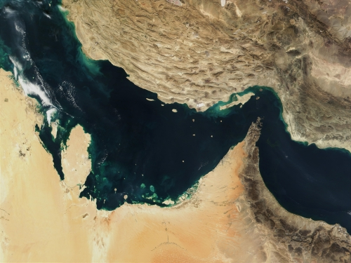 Saudis to boost oil pipeline capacity to bypass strait of Hormuz