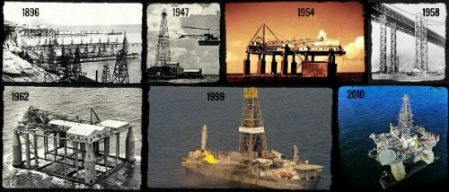 A Brief History of Oil