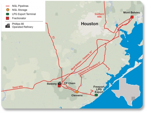 Wood wins construction contract for NGL pipeline in Texas