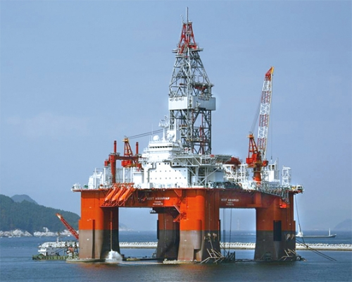 Seadrill offshore rigs equipped with high performance Internet