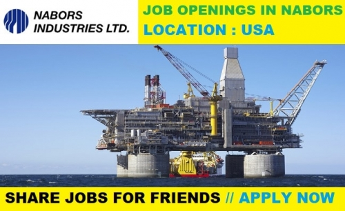 Latest Nabors Jobs Opportunities January,2019