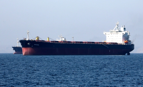 U.S. vows to sanction 'any imports of Iranian crude oil'