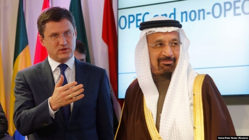 Russia says it is overcomplying with OPEC production quota