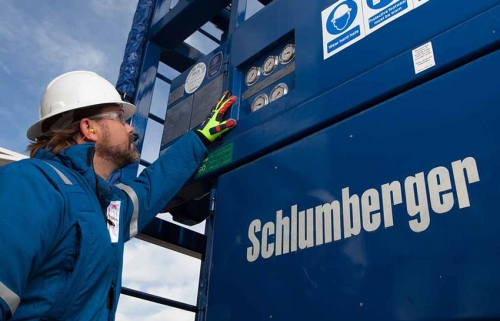 Schlumberger introduces real-time oil and gas data management service