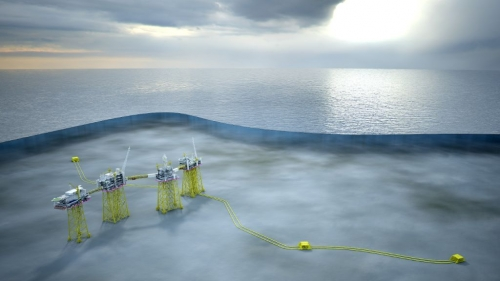 Statoil awards Sverdrup reservoir contract to Alcatel Submarine Networks
